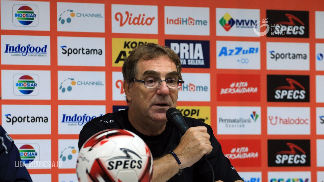 Ketemu Arema FC, Persib Bandung Janjikan Sepakbola Positif