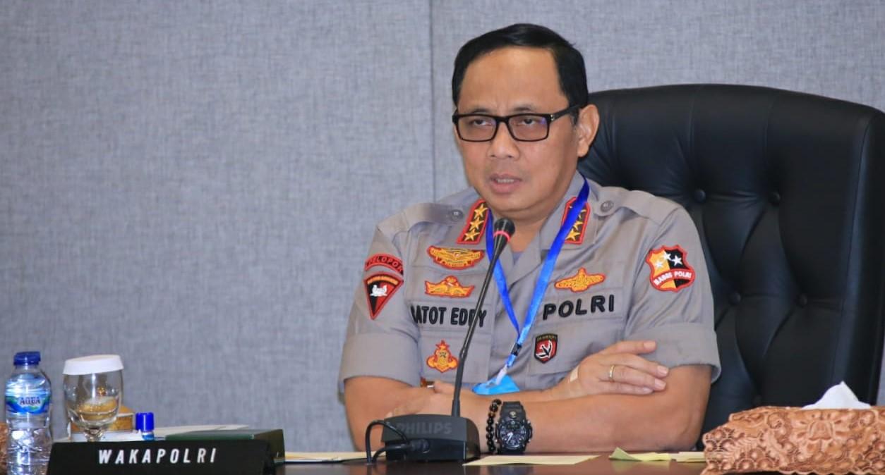 Cegah Covid-19, Polri akan Semprotkan Disinfektan Serentak Seluruh Indonesia 31 Maret