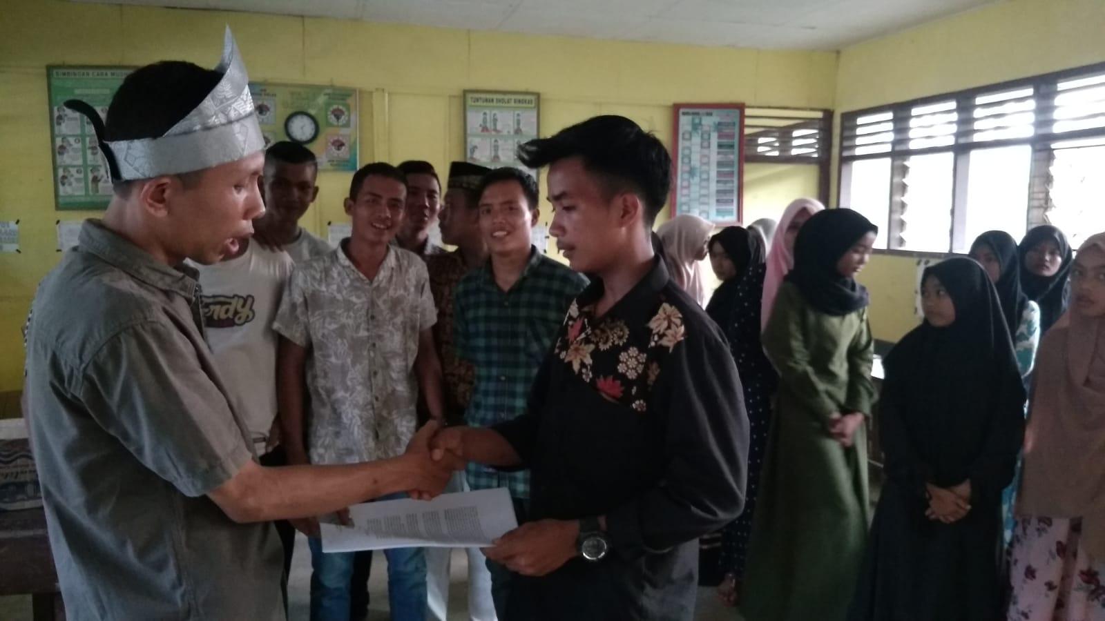 Usai Dikader, PK MBN Langkat Desa Teluk Terbentuk