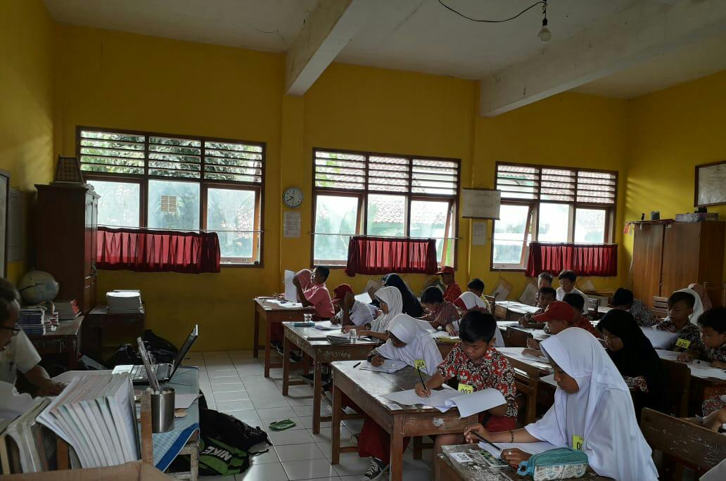 Tingkatkan Mutu Pendidikan, K3S Pamarican Gelar Lomba Calistung dan Mipa