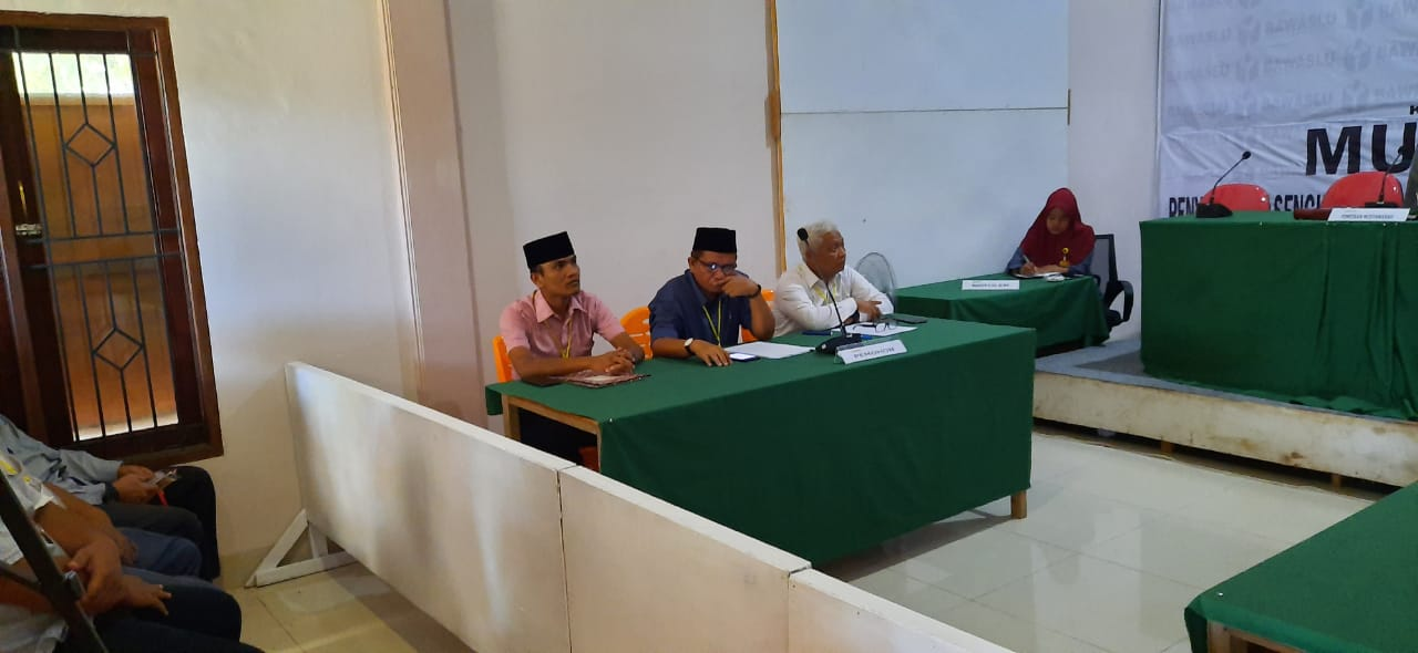 Paslon Beriman dari Jalur Perseorangan Gugat KPU ke Bawaslu Madina