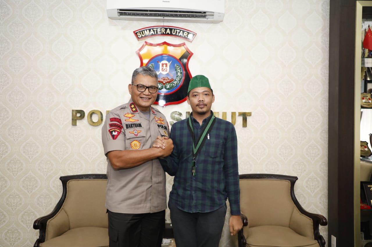 Badko HMI Sumut, Minta Poldasu Periksa Bupati Labuhanbatu Terkait Dugaan Terlibat OTT