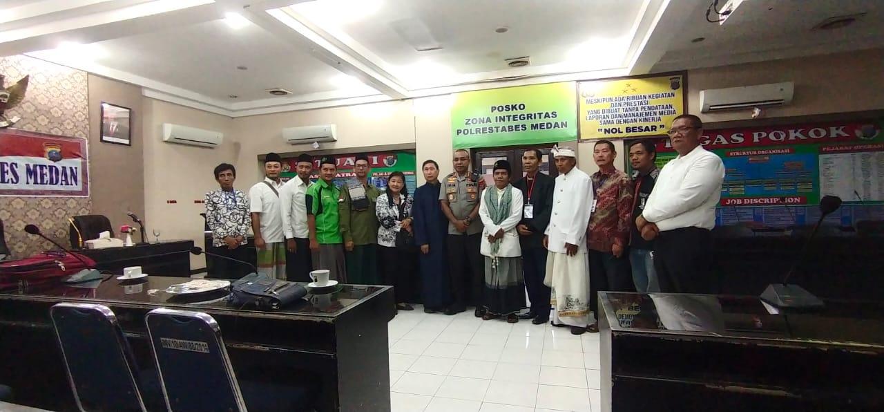 Pejuang Islam Nusantara Sumut, dan FKSIB Siap Bersinergi Menangkal Hoaks dan Ujaran Kebencian