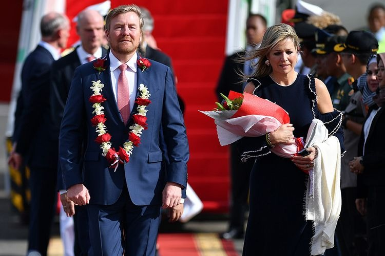 Permintaan Maaf Raja Belanda Kepada Indonesia