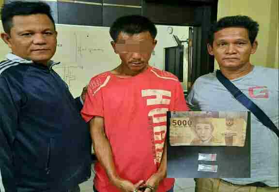 Sat Narkoba Polres Tanjungbalai, Ringkus Pengedar Shabu