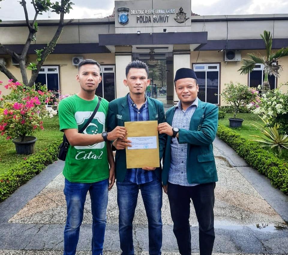 HIMMAH Sumut, Laporkan PT KIP yang Cemari Lingkungan