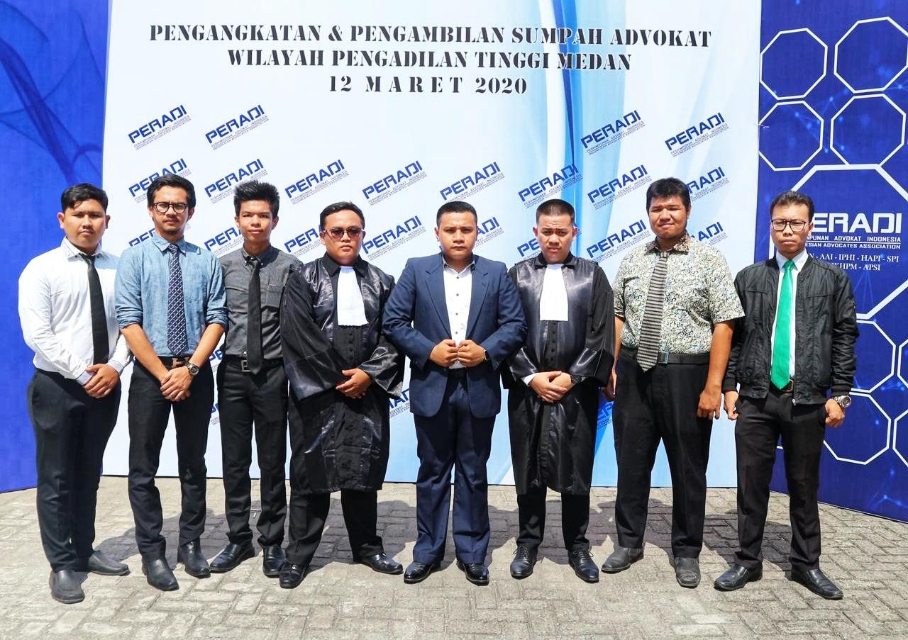 Advokat Harus Berpegang Kuat dengan Sumpah Profesinya