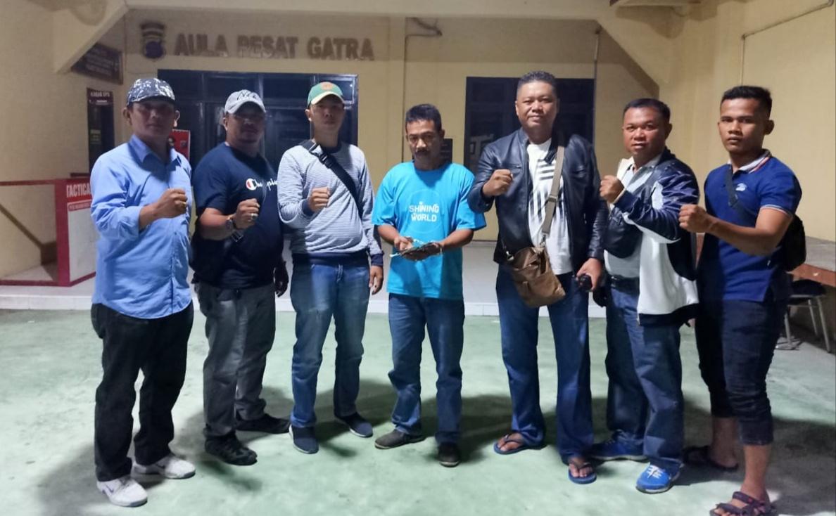 Polres Tanjung Balai, Tangkap Jurtul Judi Togel
