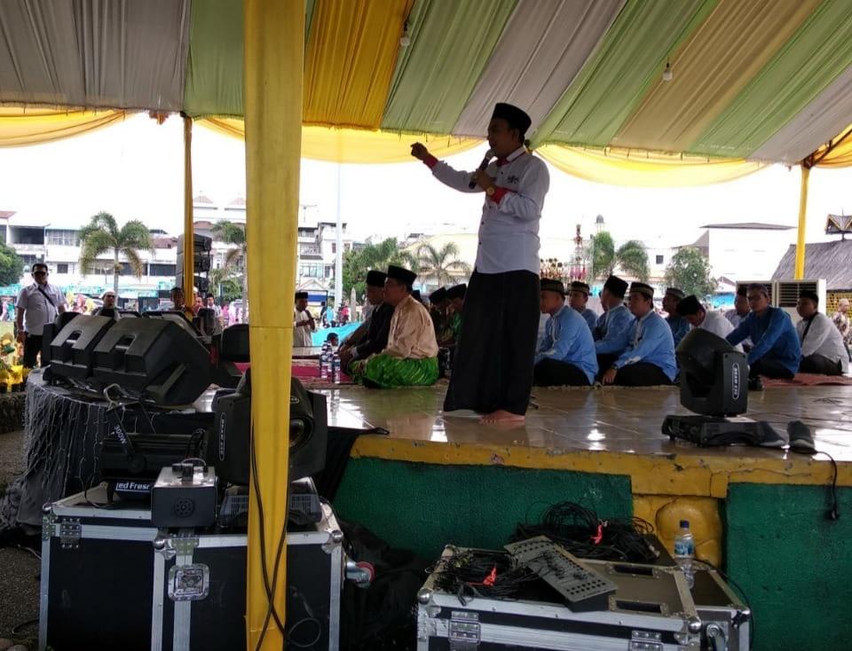 NU Medan, Semangati Warga Nahdliyin Jangan Sakit Hati Difitnah