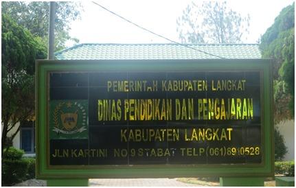 Belum Rawan Corona, Sekolah di Langkat Tidak Diliburkan