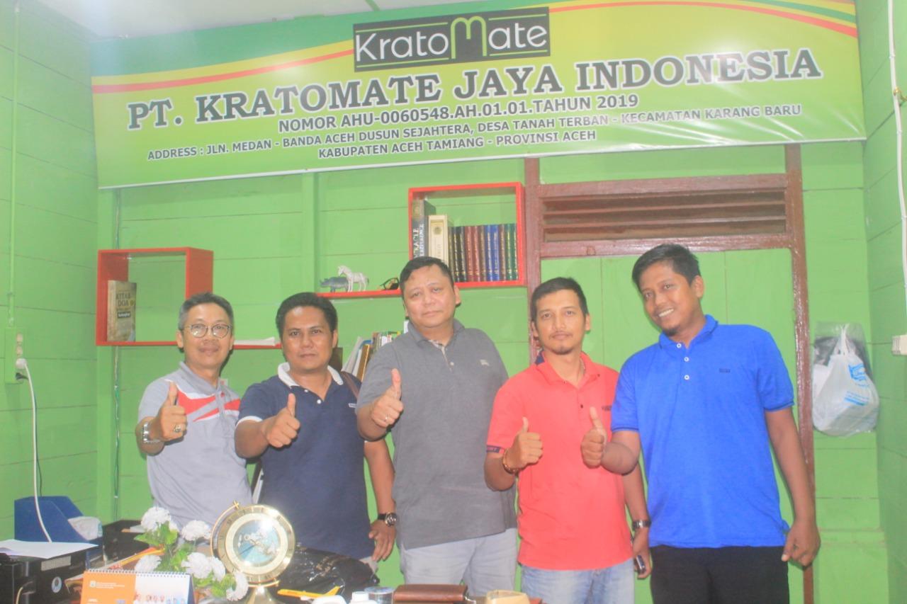 Ketum PPHI,Berkunjung ke Kabupaten Aceh Tamiang