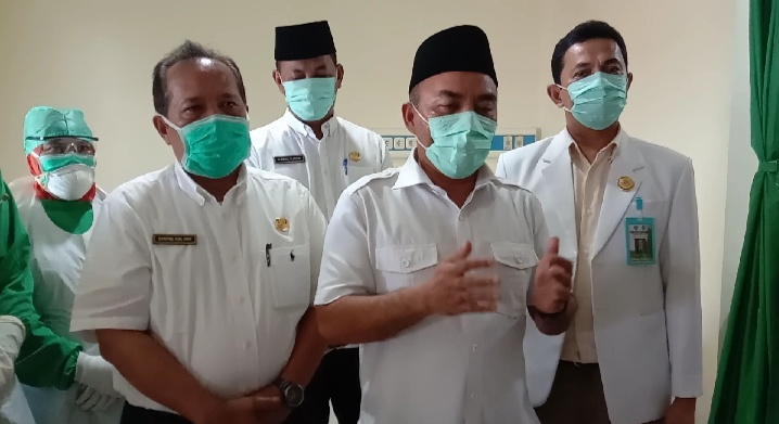 Virus Corona di Labuhanbatu, Bupati Berdoa Agar Terhindar dari Penyakit