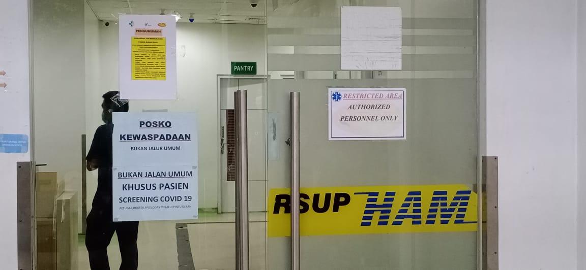 Teror Virus Corona, Rumah Sakit Belum Siap