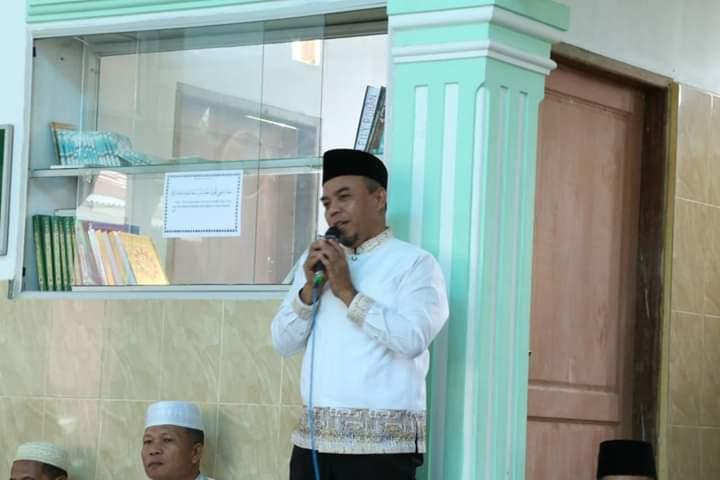 Bupati Labuhanbatu, Ingin Imam Masjid Hafidz Qur'an