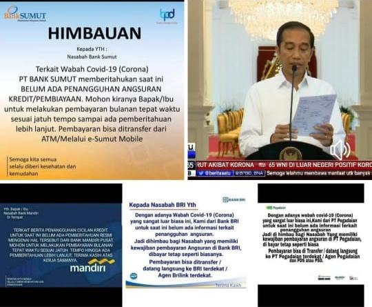 Nasionalisme Bankir Dipertanyakan, Presiden Jokowi Dibiarkan Sendiri Hadapi Corona