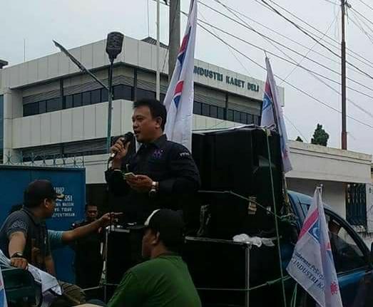 Praktek Union Busting PT IKD, Dilaporkan PPMI Medan