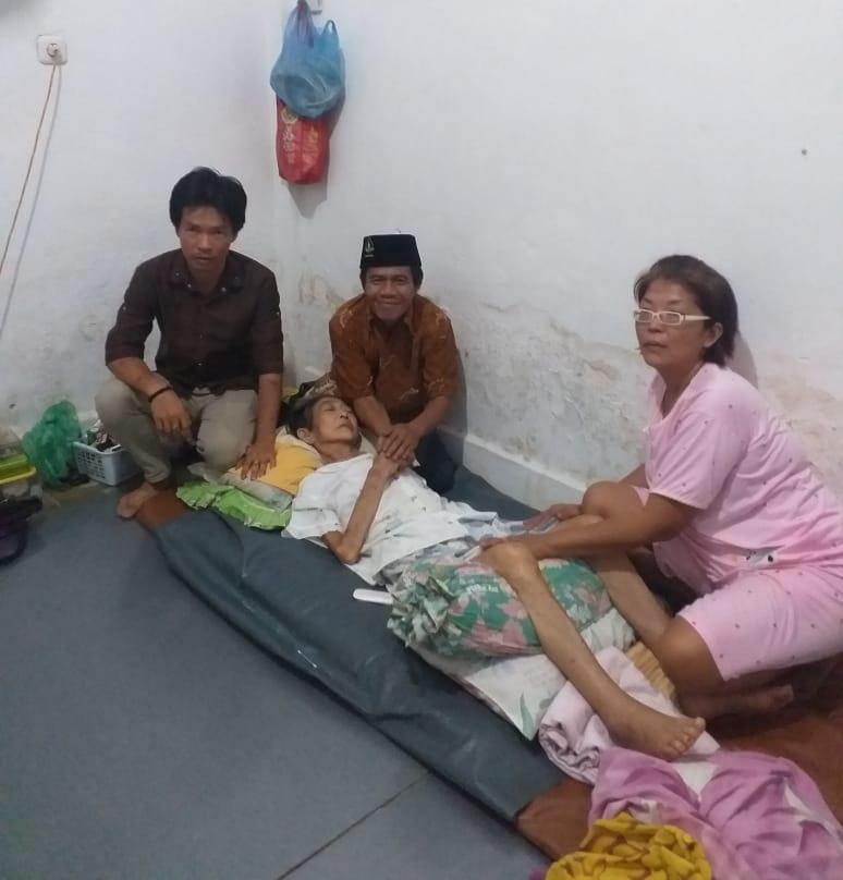 Pejuang Islam Nusantara, Bantu Warga Sakit di Tengah Wabah Corona