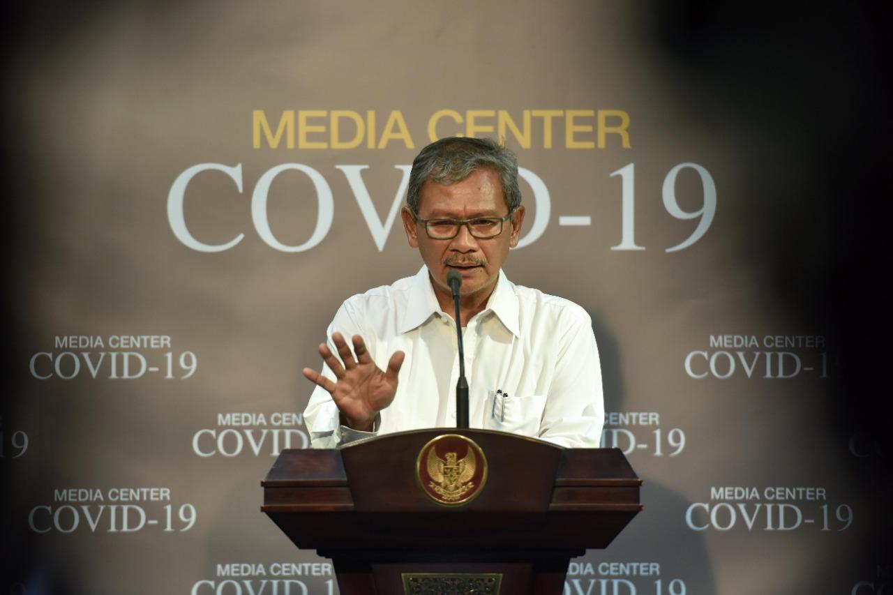 Data Corona di Indonesia 4 April Tembus 2.092 Kasus Positif, 150 Sembuh dan 191 Meninggal