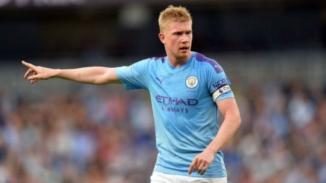 Man United Vs Man City: Kevin De Bruyne Kembali Bermain?