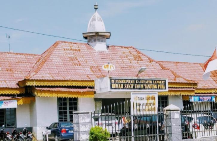 RSUD Tanjung Pura, Keluhkan Tidak Ada APD Ditengah Wabah Corona