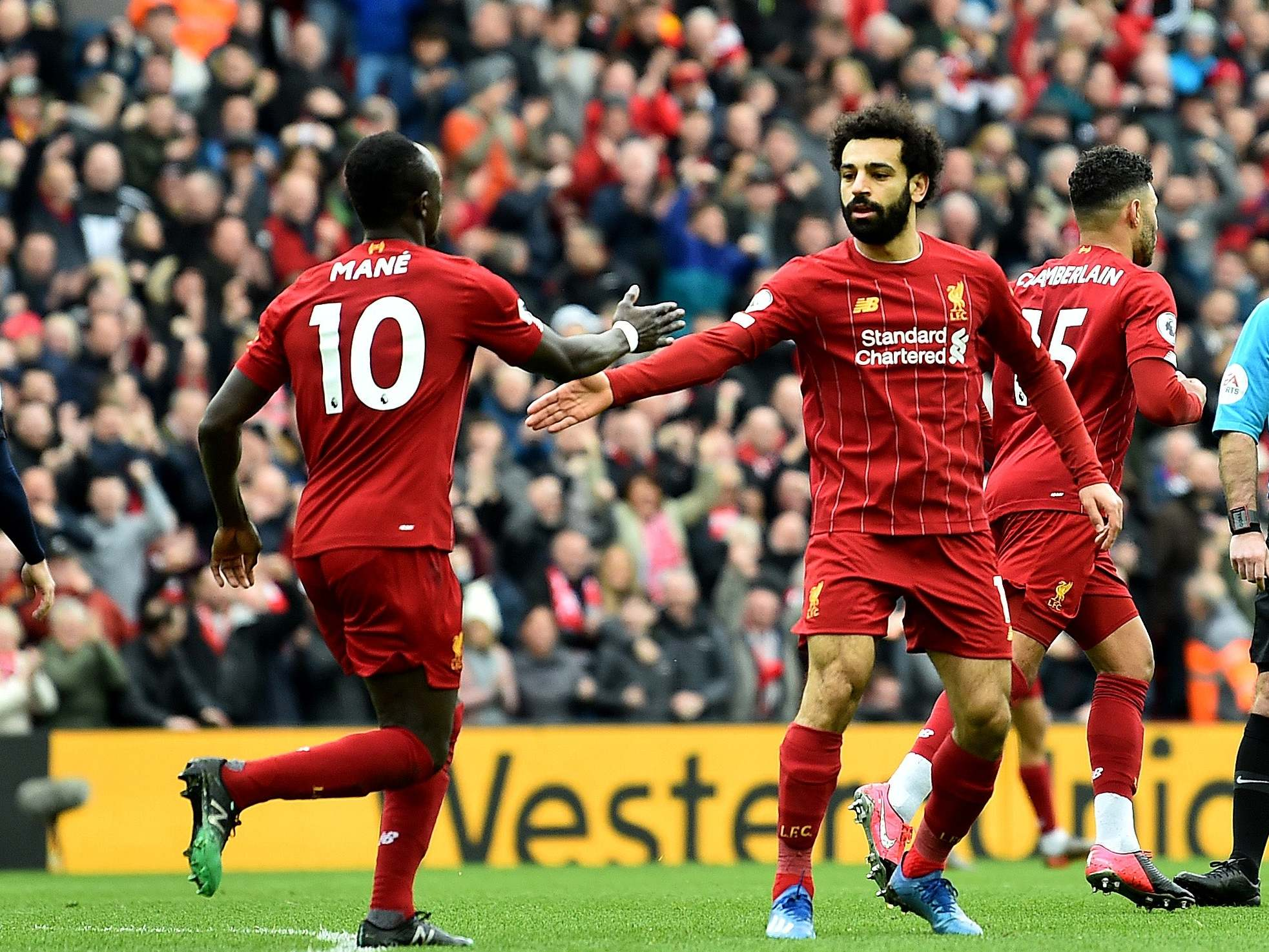 Liverpool vs Bournemouth: Skor 2-1