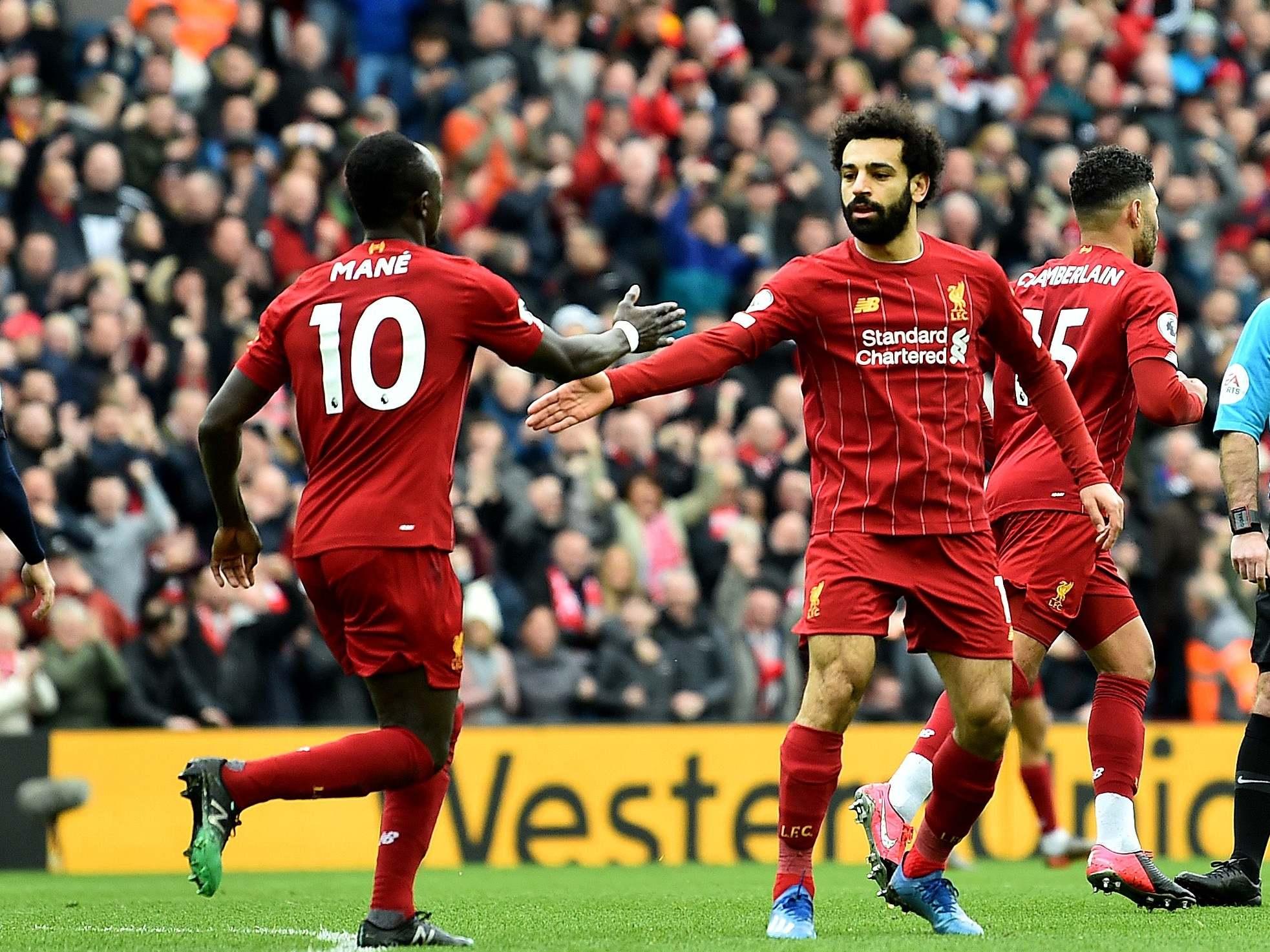 Liverpool vs Bournemouth: Skor 2-1