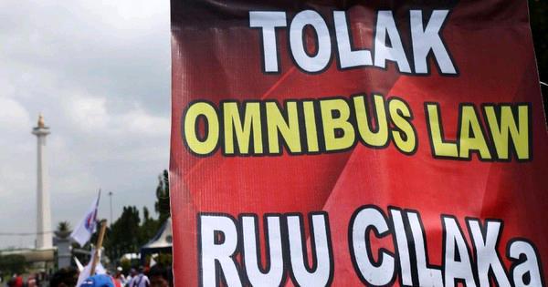 Omnibus Law, Inikah Puncak Bencana?