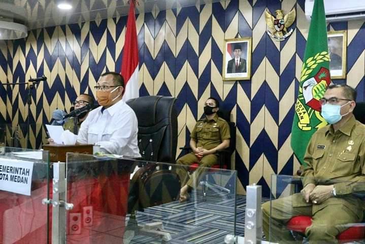 Jaga Kestabilan Harga, Pemko Medan Gelar Pasar Murah 151 Titik
