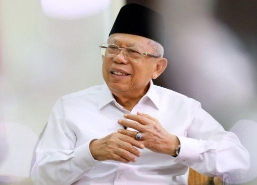 Pandemi Covid-19, Ma'ruf Amin Minta Pembayaran Zakat Dimajukan Sebelum Ramadhan