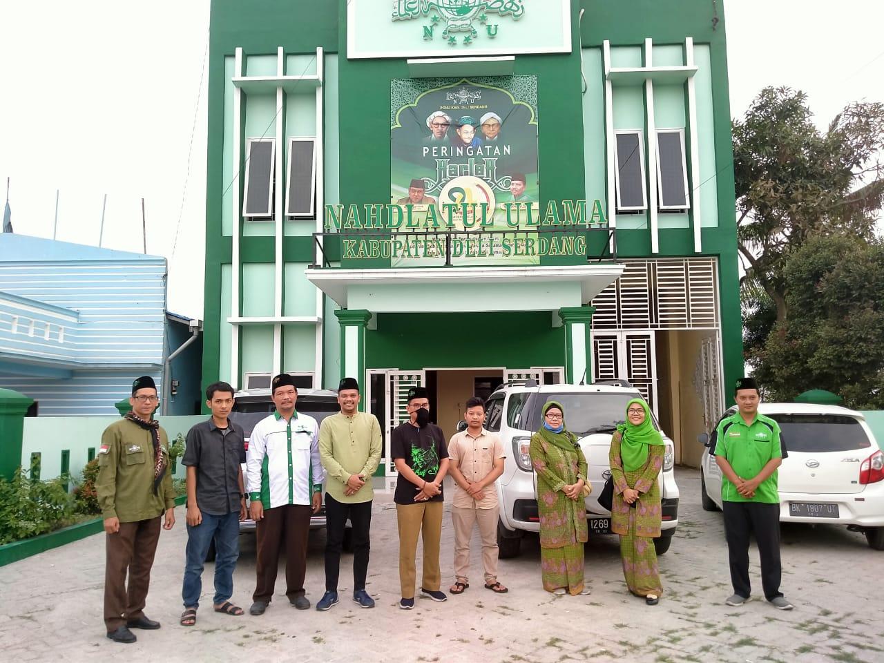 Koin NU Deli Serdang, Kyai Muhtarom Ungkapkan Shodaqoh dapat menolak bencana