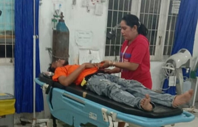 Luka di Bagian Kepala, Kapolres Tanjung Balai Kejar Pelaku Pembacokan Jurnalis Efarina TV