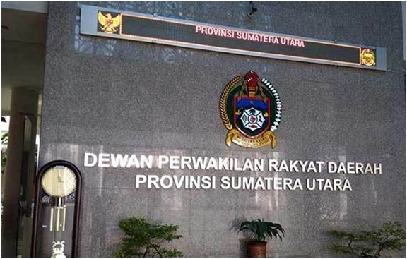 Anggota DPRD SU, Diduga Positif Virus Corona