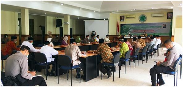 MUI Sumatera Utara, Himbau Shalat Tarawih di Masjid ketika Bulan Ramadhan