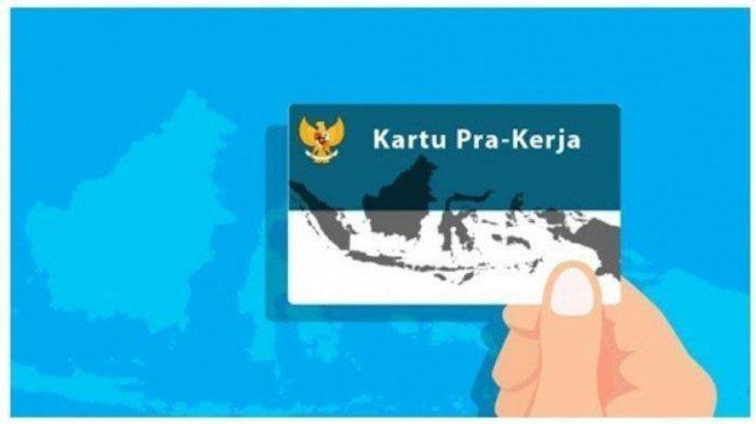 Website Error, Pendaftaran Kartu Pra Kerja Diundur