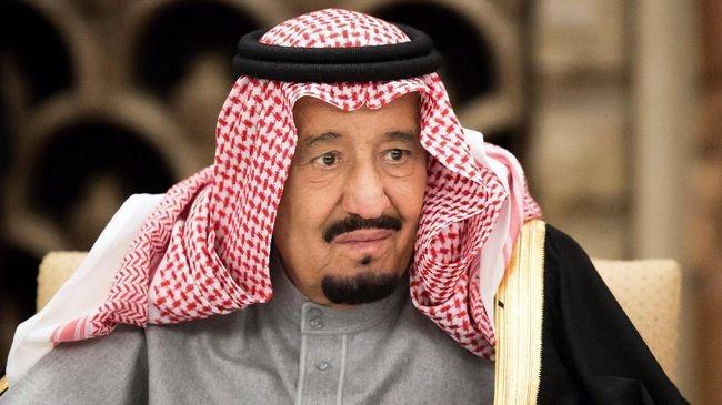 Raja Salman Mengasingkan Diri, Terkait 150 Bangsawan yang Terinfeksi Corona