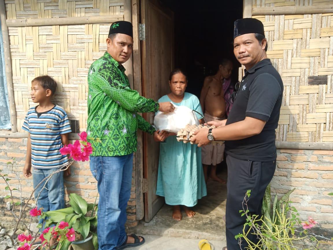 Koin NU Deli Serdang, Salurkan Bantuan kepada Masyarakat Jelang Ramadan