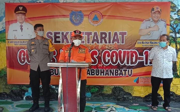 Terkait Suspect Covid-19, Bupati Labuhanbatu Himbau Masyarakat Jangan Panik