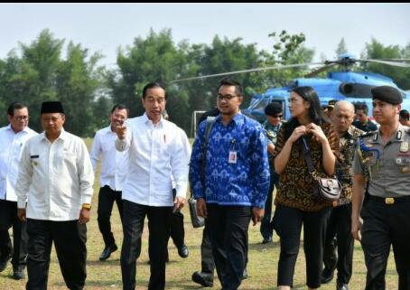 Stafsus Jokowi Minta Maaf, Terkait Surati Camat Minta Perusahannya Didukung Lawan Corona