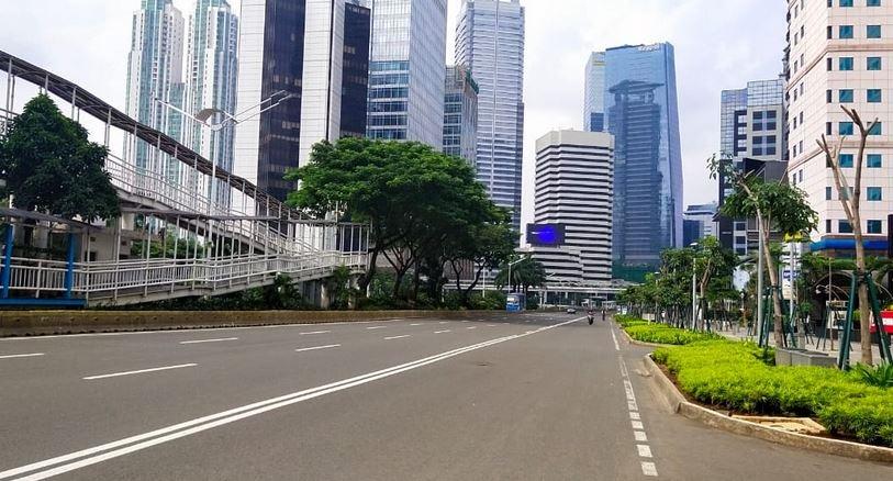 Matahari Kembar di Jakarta Vs Covid-19