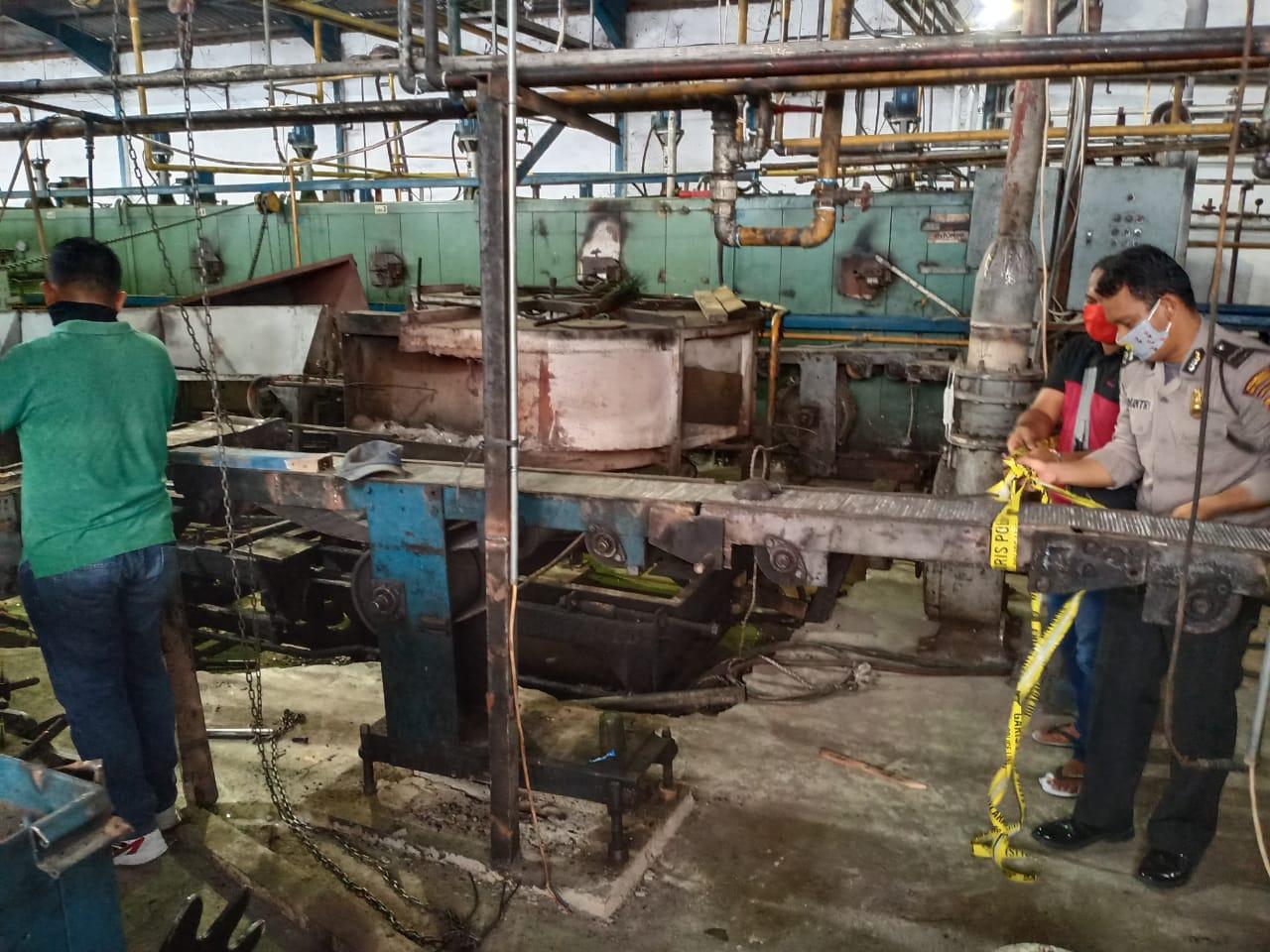 Kecelakaan Kerja di PT Kedaung Industri Ltd, Dua Orang Tewas