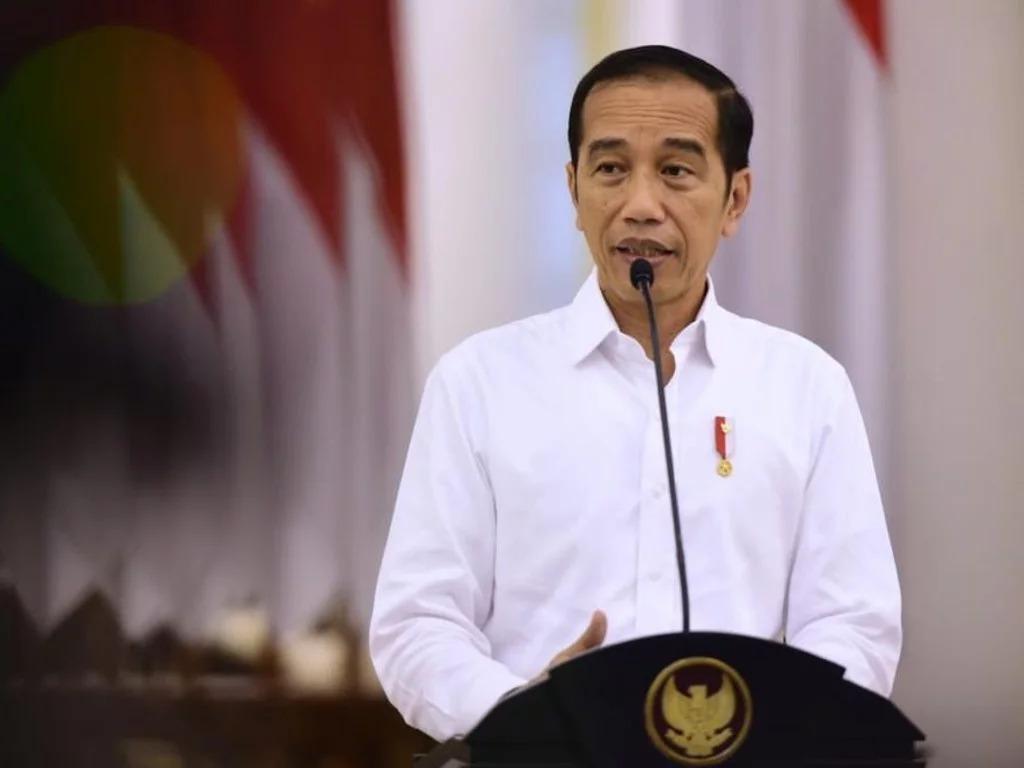 Jokowi Resmi Larang Warga Mudik