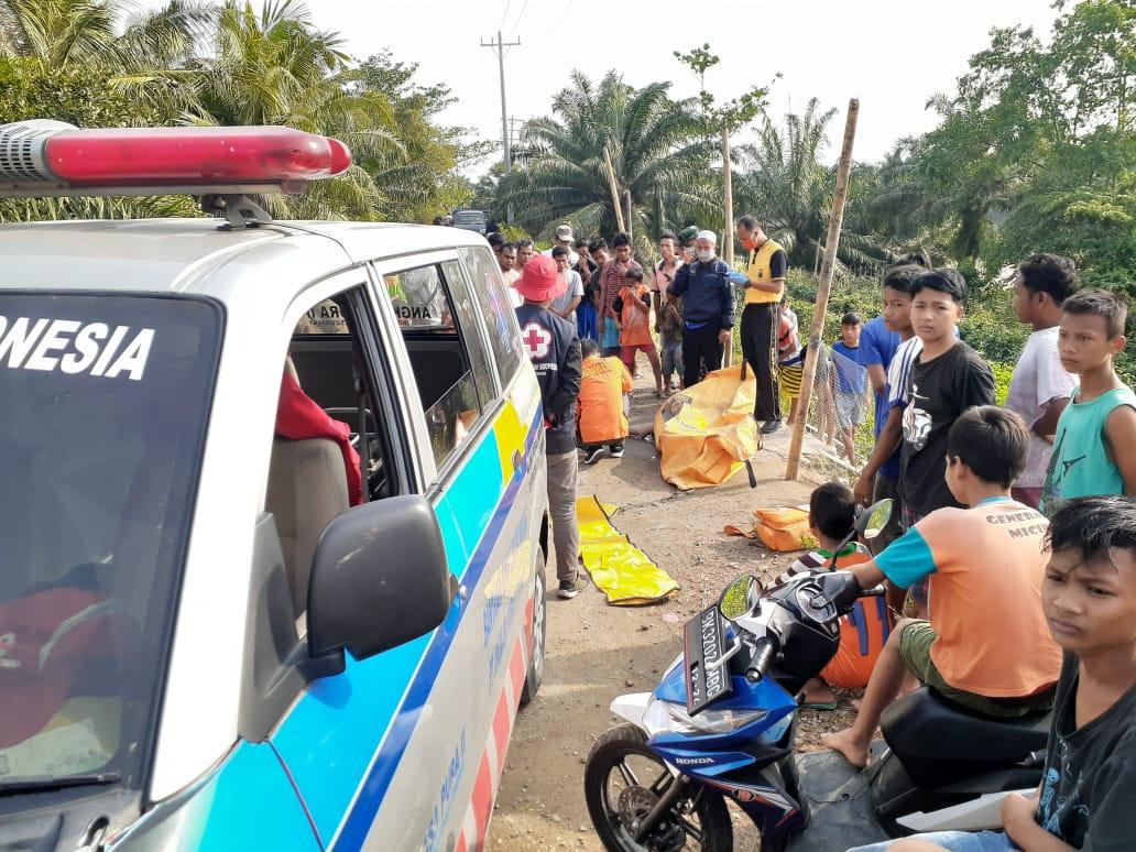 Warga Tanjung Morawa, Tenggelam di Sungai Belumai Ditemukan Tewas