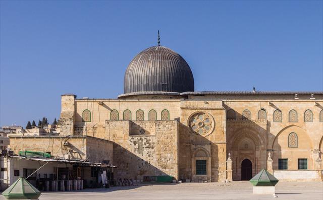 Masjid Al-Aqsa Ditutup Selama Bulan Ramadhan