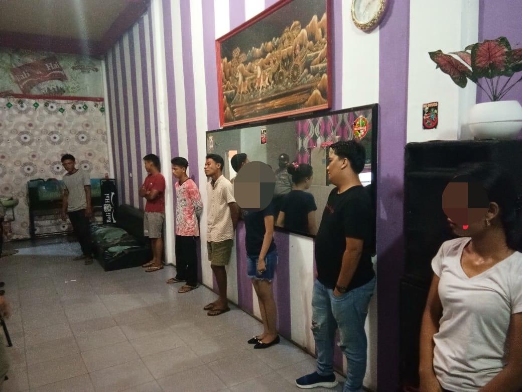 Tiap Hari Razia di Labuhanbatu, Pemilik Hiburan Malam Abaikan Himbauan Kapolri