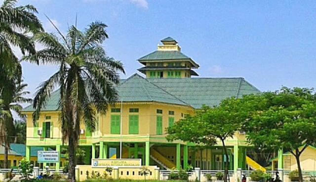 Hukum Islam di Kesultanan Melayu Serdang