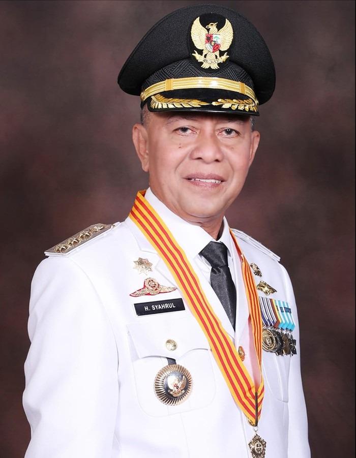 Positif Corona, Walikota Tanjungpinang Meninggal Dunia