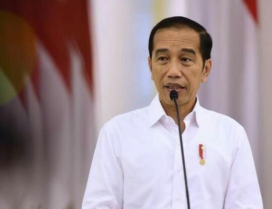 Jokowi Bebaskan Pajak UMKM Beromzet Kurang dari Rp 48 miliar Per Tahun