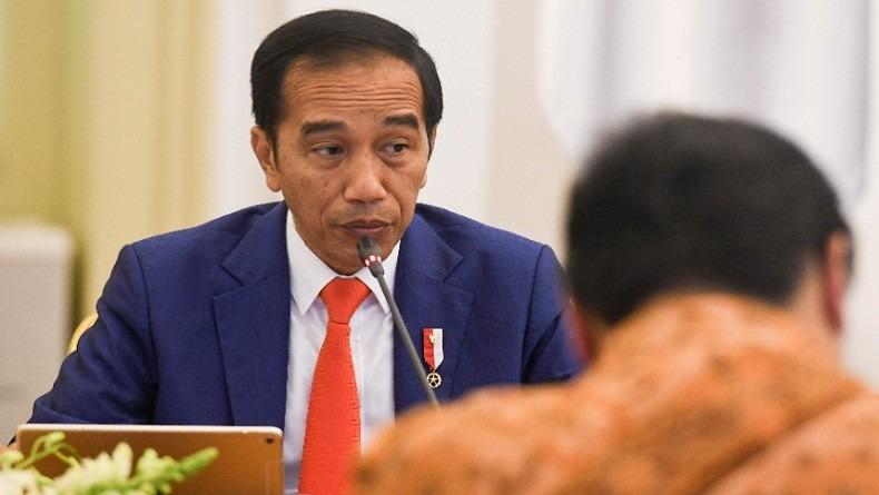 Jokowi Janjikan Modal Darurat Bagi UMKM