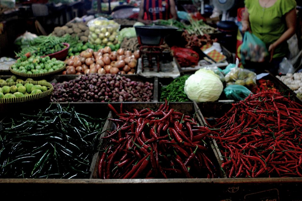Nasib Toko Tani dan Pasar Tradisional