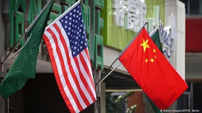 AS dan China Bentrok di Markas PBB
